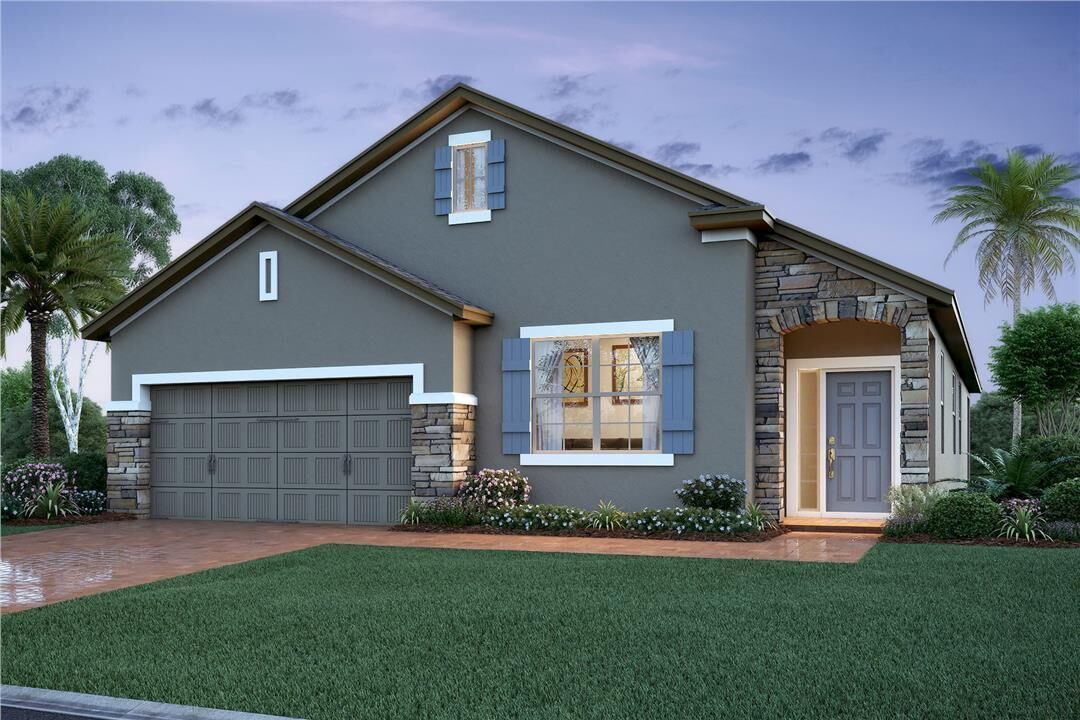 Ready To Build Home In Cadence Park Community