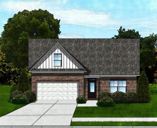 Ready To Build Home In Harvest Glen Community