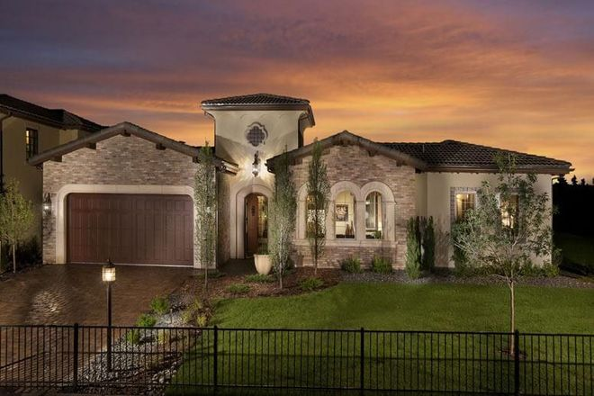 Ready To Build Home In Heritage Hills Community