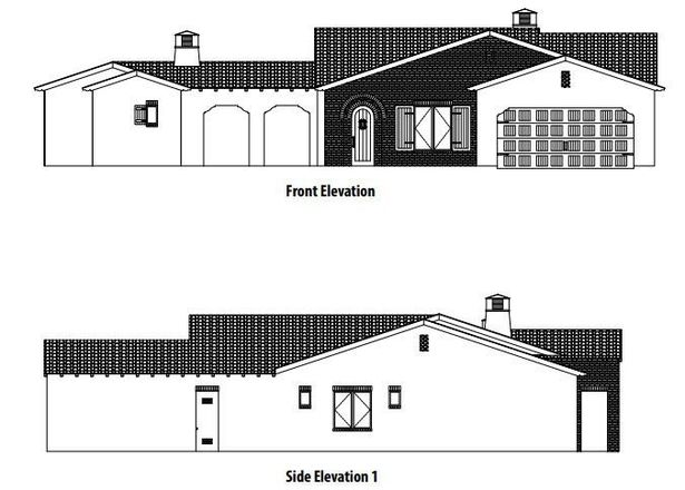 Ready To Build Home In Club Village at Superstition Mountain Community