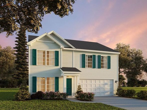 Ready To Build Home In Hampton Park Community