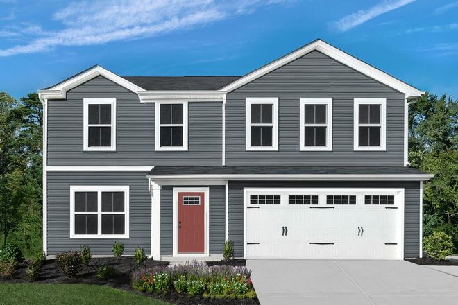 Ready To Build Home In Ashton Point Community