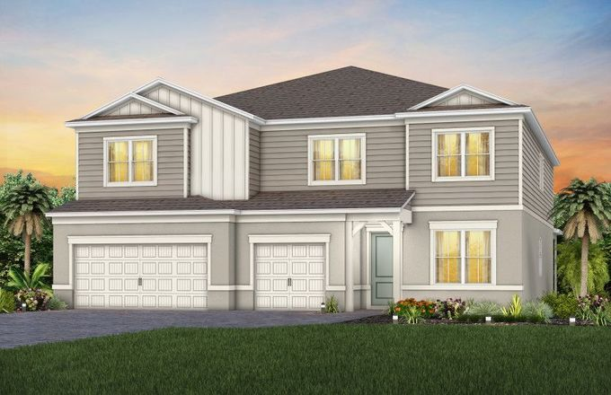 Ready To Build Home In Isles of Lake Nona Community