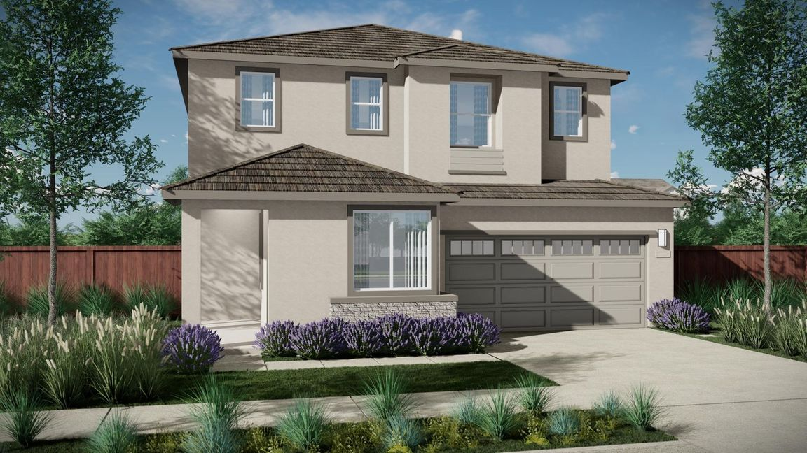 Ready To Build Home In Catalina ll at River Islands Community