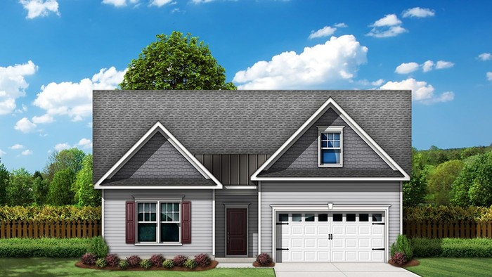 Ready To Build Home In The Retreat at Hitchcock Crossing Community