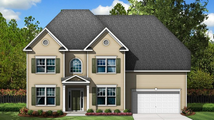 Ready To Build Home In Mount Vintage Community
