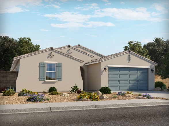 Ready To Build Home In Montego at Sedella - Estate Series Community