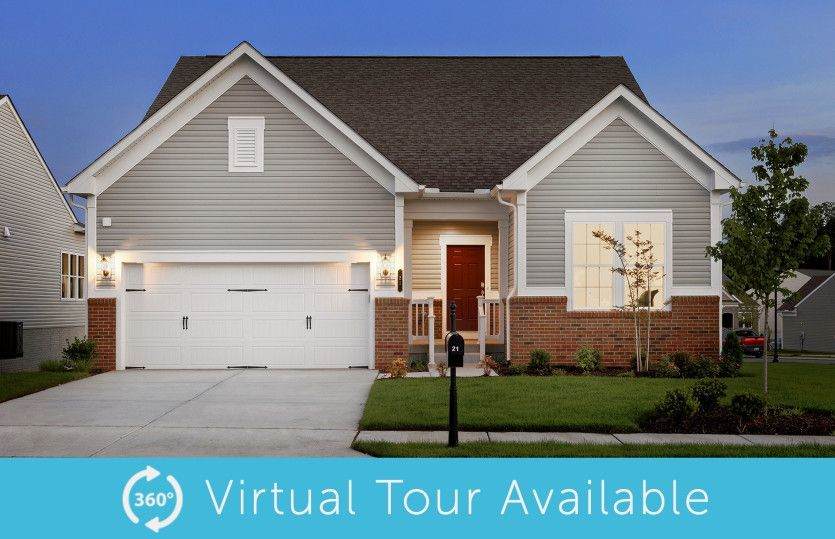 Ready To Build Home In Celebrate by Del Webb Community
