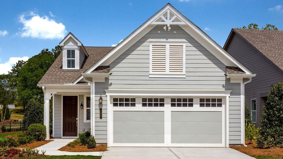 Ready To Build Home In Cresswind Georgia at Twin Lakes Community