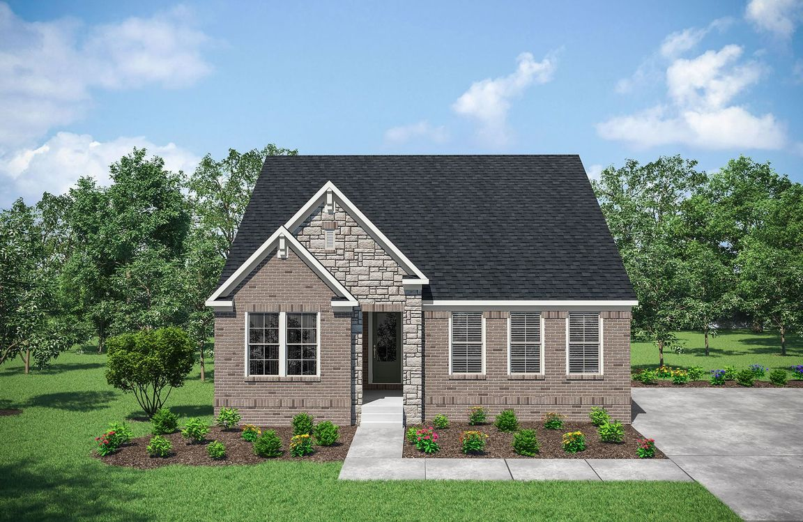 Ready To Build Home In The Reserve at Palmers Crossing Community