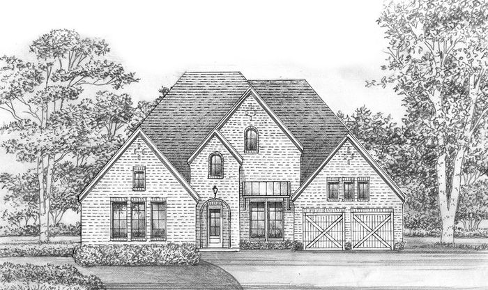 Ready To Build Home In Lakewood at Brookhollow - 74' Lots Community
