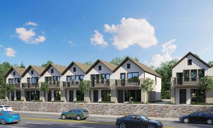 Ready To Build Home In Stevens Park Townhomes Community
