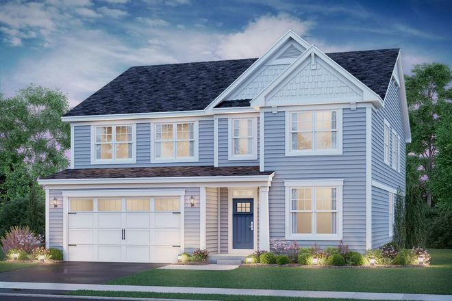 Ready To Build Home In The Manors at Link Crossing Community