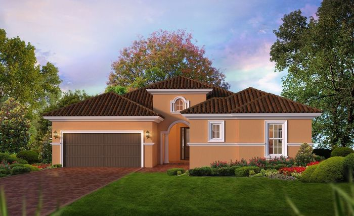 Ready To Build Home In Tamaya Community
