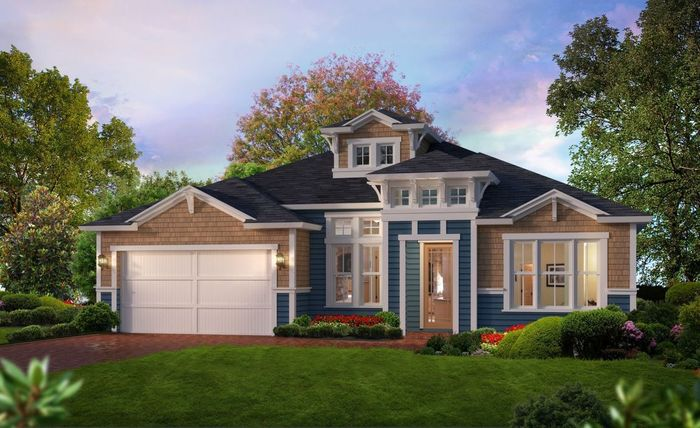 Ready To Build Home In Oakmont Community