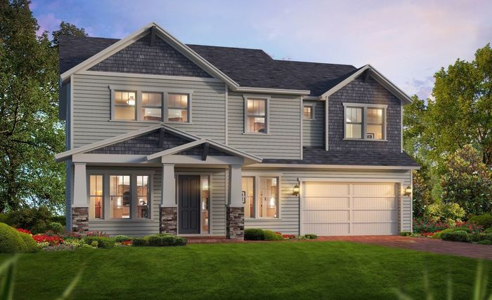 Ready To Build Home In Woodhaven Community
