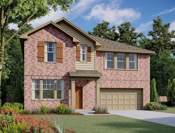 Ready To Build Home In Meadow Run Community