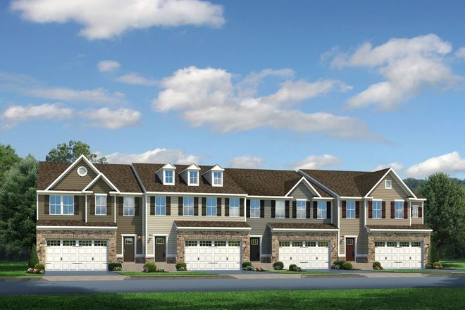 Ready To Build Home In Malvern Crossing Community