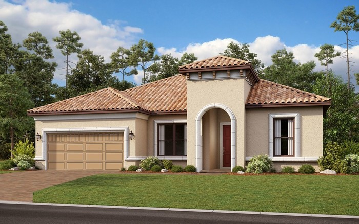 Ready To Build Home In Esplanade at Artisan Lakes Community