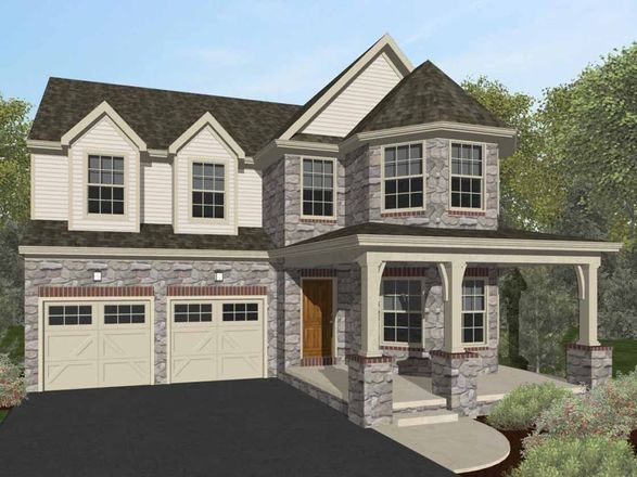 Ready To Build Home In Equine Meadows at Cumberland Valley Community