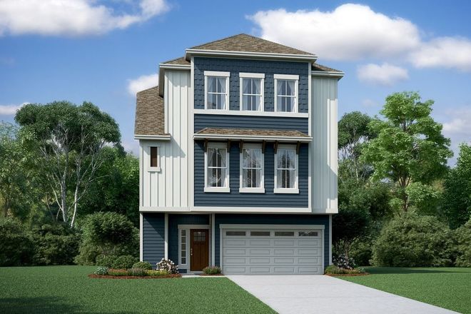 Ready To Build Home In Kirby Landing Community
