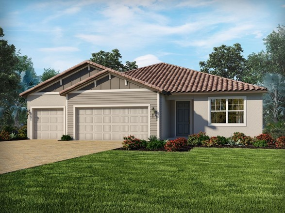 Ready To Build Home In Heron Landing Community