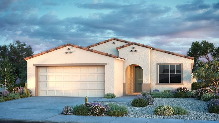 Ready To Build Home In Tierra Montana Discovery Collection Community