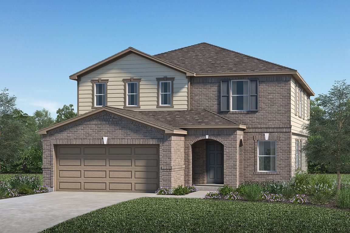 Ready To Build Home In Cypress Creek Landing Community