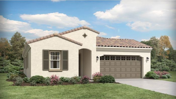 Ready To Build Home In Cadence - Horizon Phase II Community