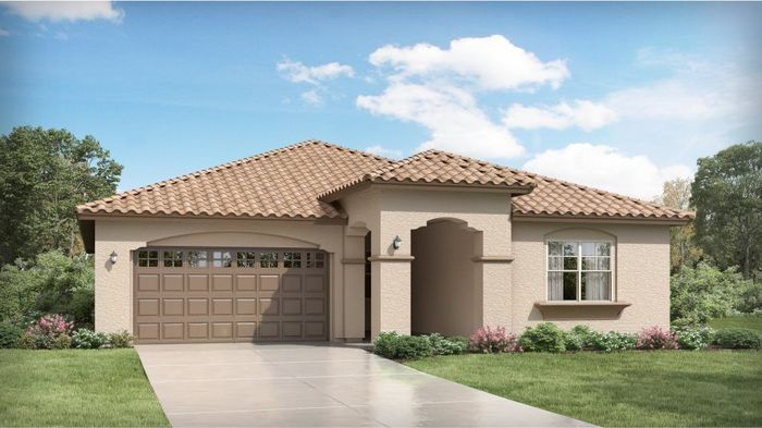 Ready To Build Home In Cadence - Signature Phase II Community