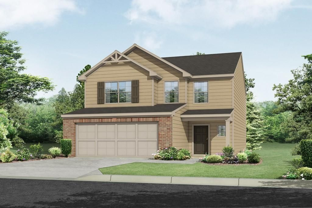 Ready To Build Home In Village at Waterford Community