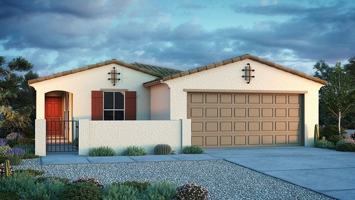 Ready To Build Home In El Prado Discovery Collection Community