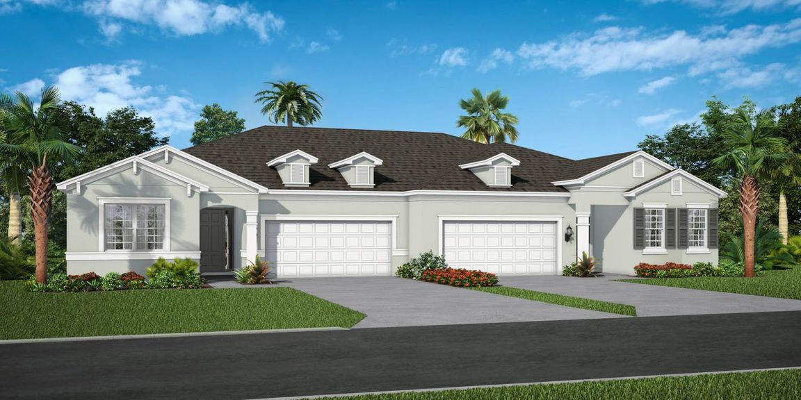 Ready To Build Home In Kings Gate Community