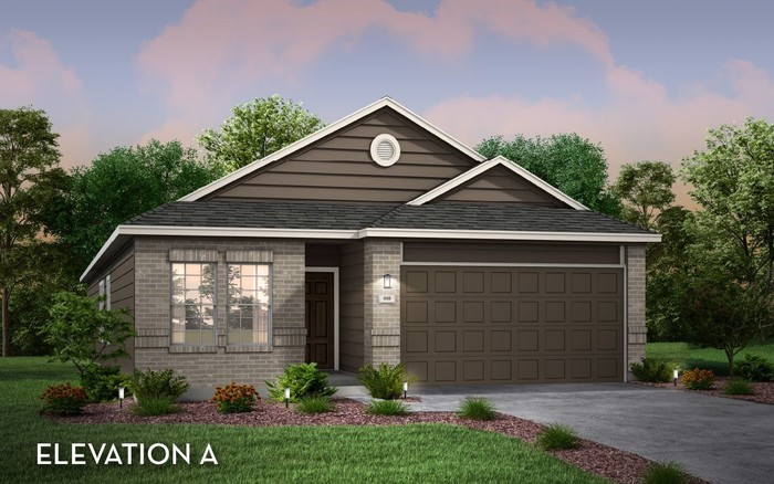 Ready To Build Home In Pearlbrook Community