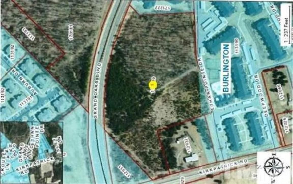 Lot In Alamance House