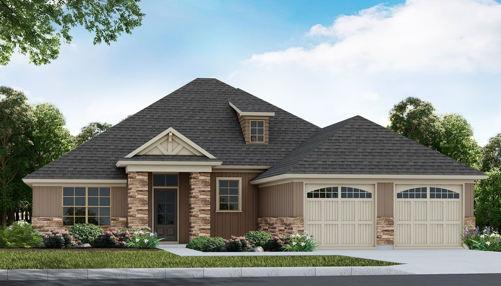 Ready To Build Home In StoneyBrooke Community