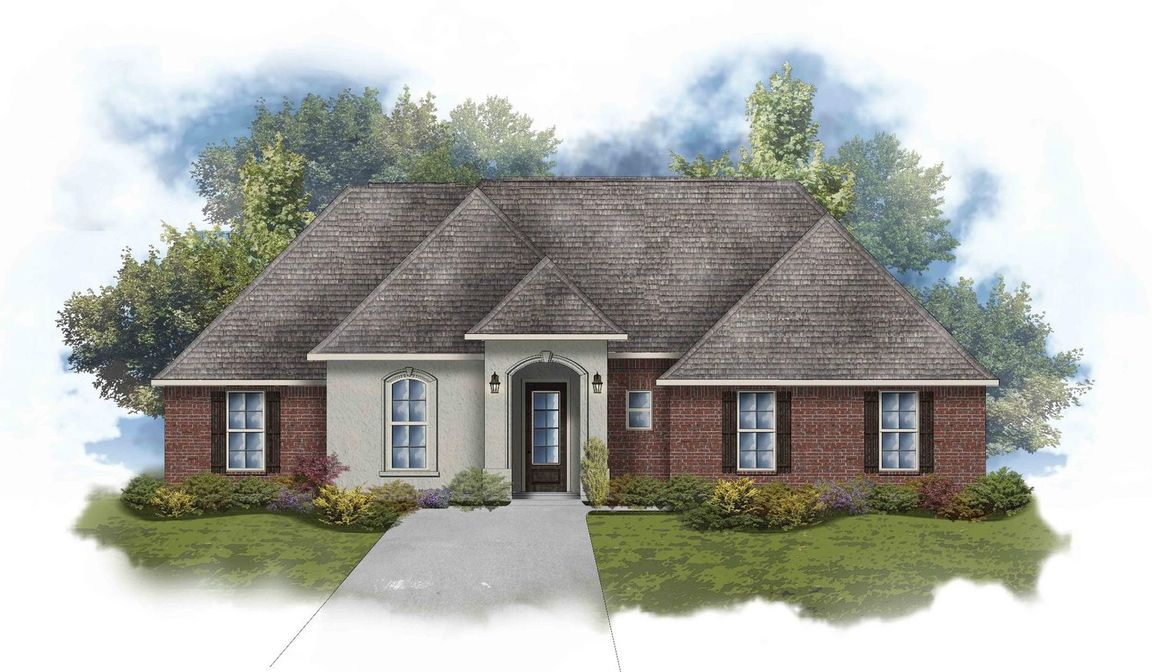 Ready To Build Home In Coburn Lakes Community