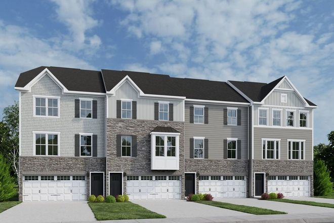 Ready To Build Home In Trinity Townes Community
