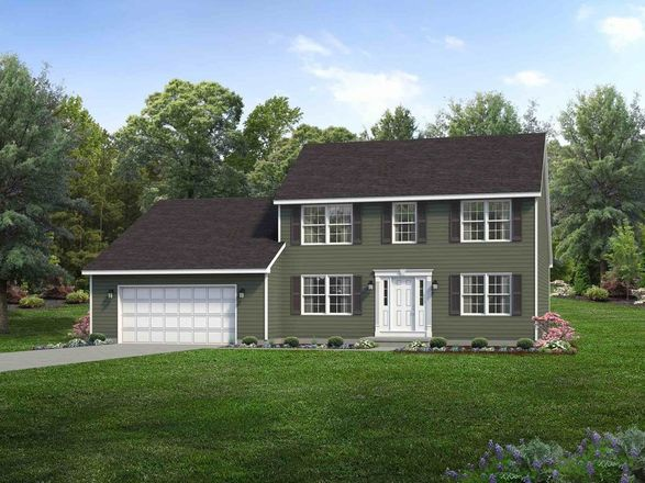 Ready To Build Home In Bowling Green Community