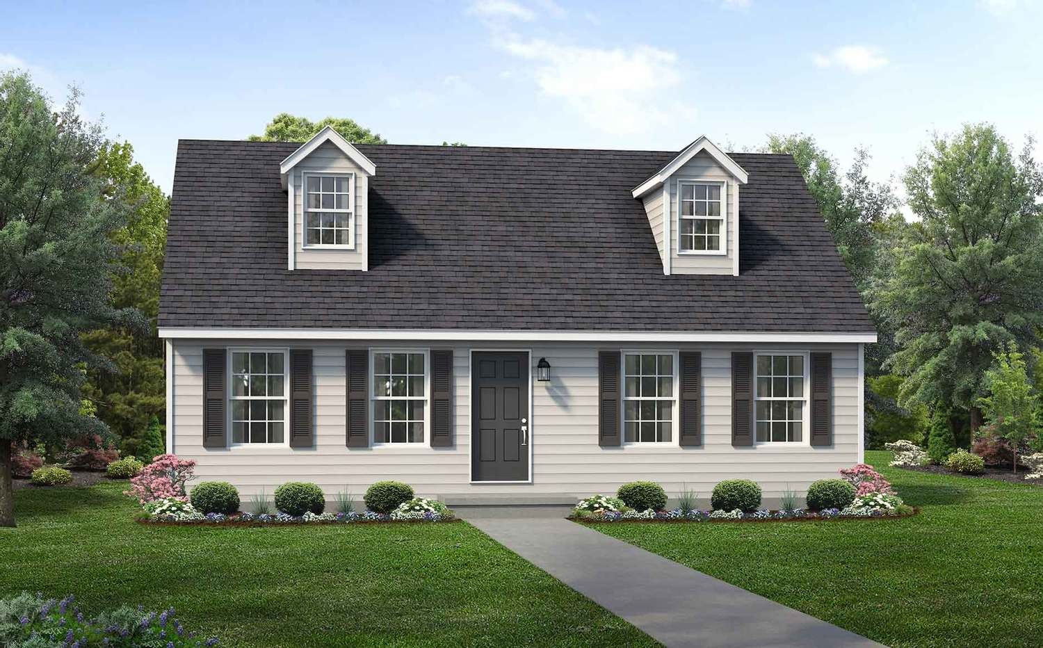 Ready To Build Home In Newark Community