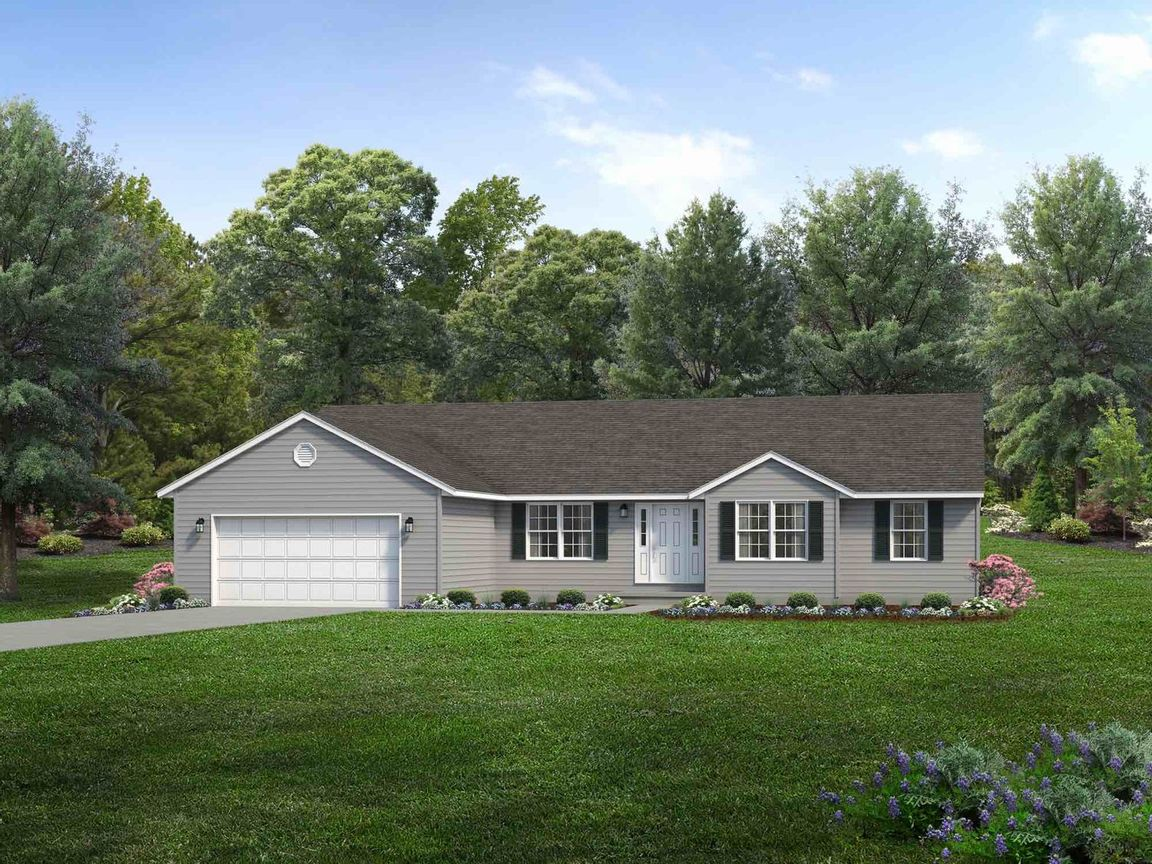 Ready To Build Home In Portage Community