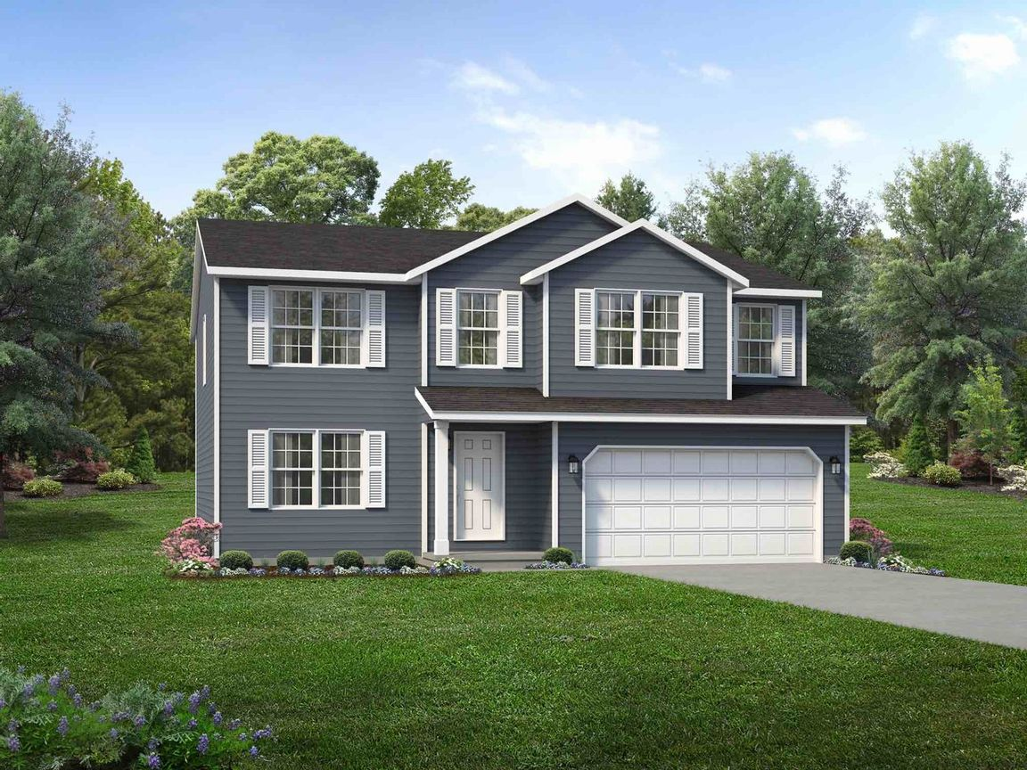 Ready To Build Home In Belmont Community