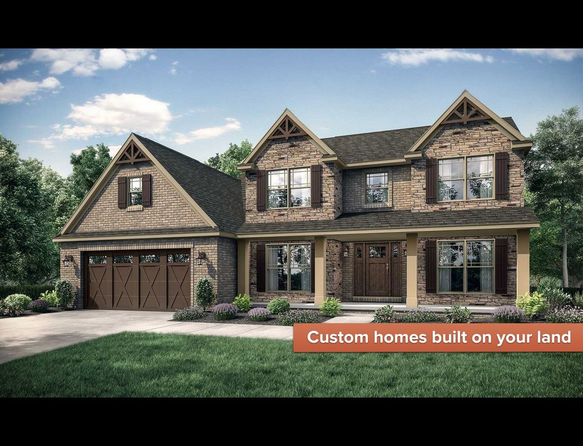 Ready To Build Home In Pittsburgh Community