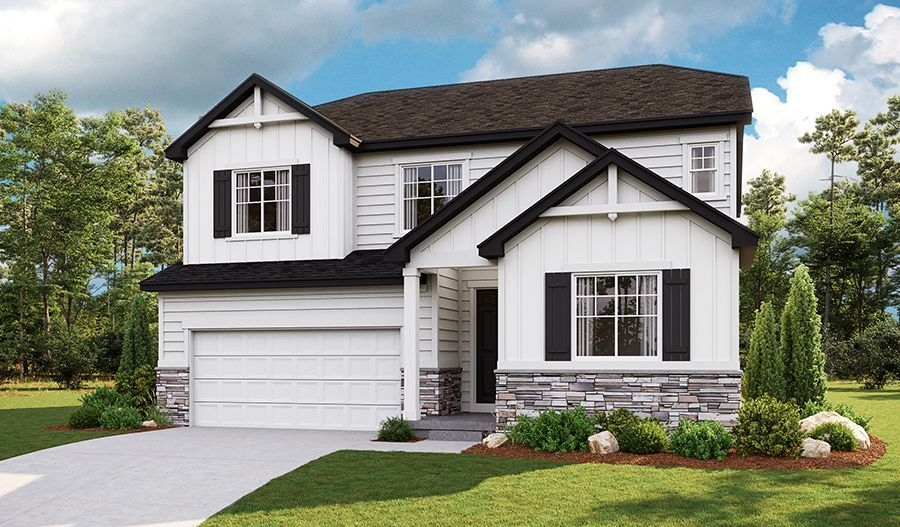 Ready To Build Home In Jackson Community