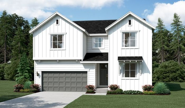 Ready To Build Home In Scouters Mountain Community