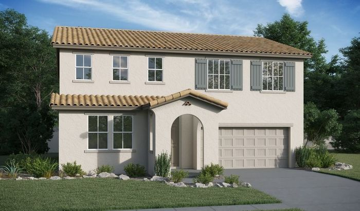 Ready To Build Home In Seasons at Providence Ranch Community
