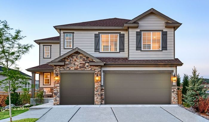 Ready To Build Home In The Landing at Cobblestone Ranch Community