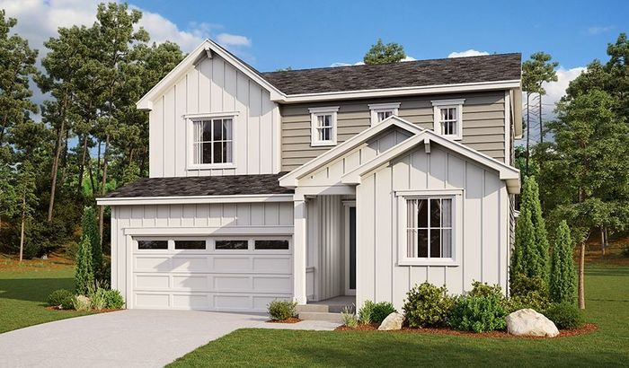 Ready To Build Home In Seasons at Ascent Village at Sterling Ranch Community