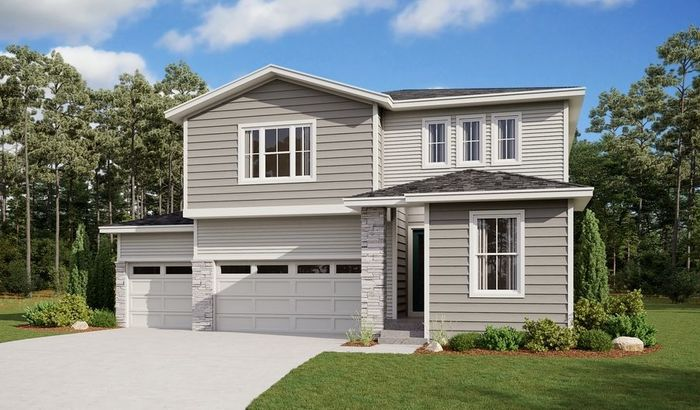 Ready To Build Home In Seasons at The Oaks Community