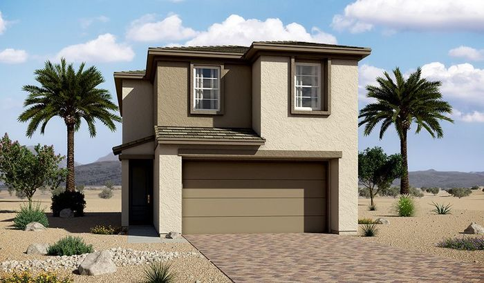 Ready To Build Home In Skye Knoll Community